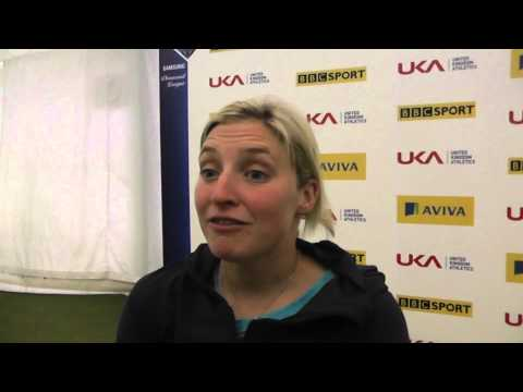 Aviva London Grand Prix - Shelly Woods - T53/54 800m