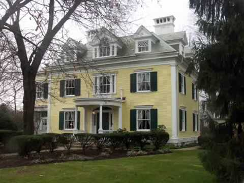 American colonial architecture for American colonial architecture