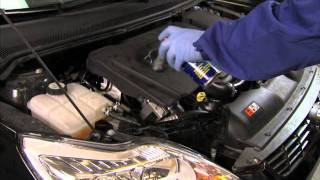 Valvoline Silicone Spray Instructional video