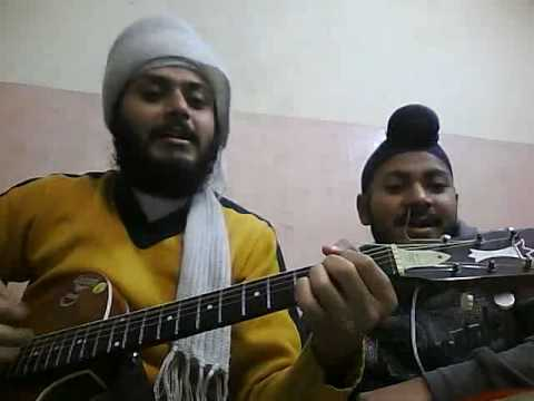 bulla ki jana main kaun(cover).avi