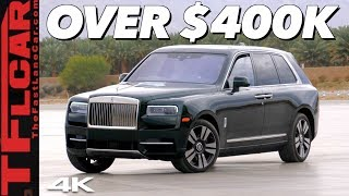 2019 Rolls-Royce Cullinan Review: Here's Why Rolls Can't Build Enough To Keep Up With Demand!
