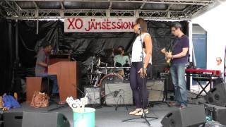 Jimmy Johnson & Sandy Redd at our XO Jam in Cognac 2013