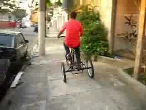 Triciclo DELUXE