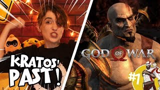 Squad Reacts! GOD OF WAR Crash Course on Daddy Kratos' Past