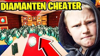Pascal (15) - Cheatet unendlich Diamanten in Minecraft
