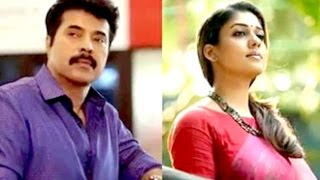 Nayanthara Breaks her Rule for Mamooty