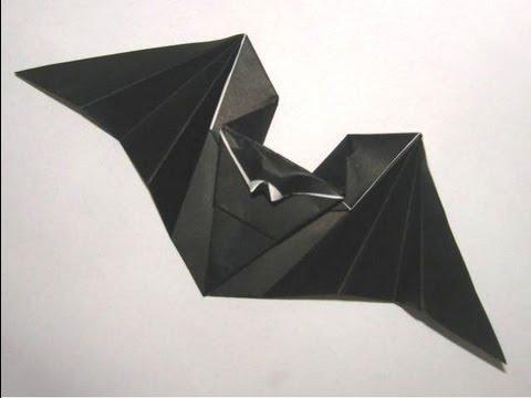 Bat Heart Origami Origami Bats Paper Projects