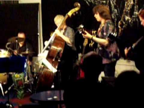 Deirdre Cartwright 4tet plays on D's solo