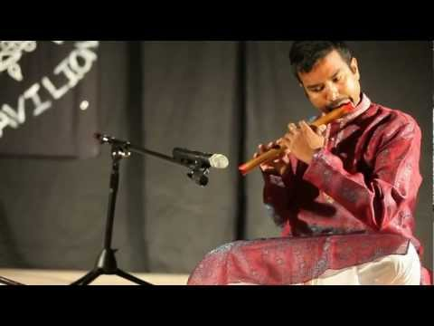 Kurai Onrum Illai Flute Folkolorama 2012.avi video