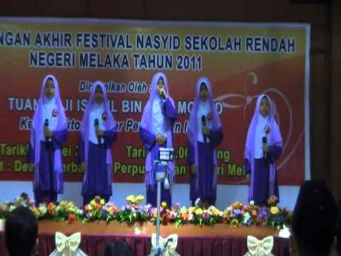 Johan Festival Nasyid KPM Peringkat Negeri Melaka Tahun 2011