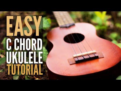 C Chord Tutorial for Beginners ~ Ukulele School
