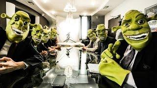 The Shreking… hulk kid vs  Shrek view on break.com tube online.