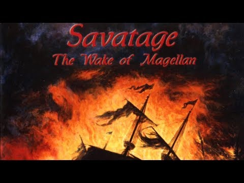Savatage - Blackjack Guillotine