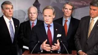 Senator Tom Carper&#039;s Press Conference on the Reduce Unnecessary Spending Act of 2011