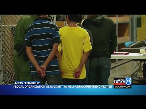 Grant funds legal help for unaccompanied immigrant kids