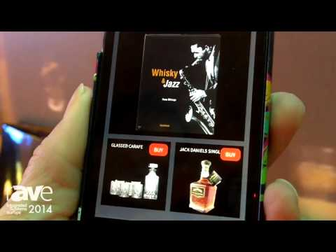 ISE 2014: SCALA Shows Whiskey Lift Digital Signage Solution with iBeacon Technology