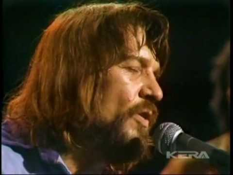 WAYLON JENNINGS - Let's All Help The Cowboys / Willy The Wanderin' Gypsy And Me (Live In TX 1975)