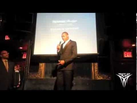 Carmelo Anthony | Hennessy Privilege Awards