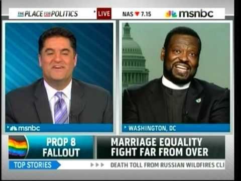 MSNBC: Cenk Vs. Anti-Gay Bishop