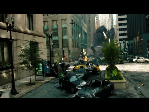 Transformers 3 - Trapped in building. Part 1
