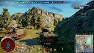 World of Tanks PS4 - M51 Super Sherman [VENGA] Platoon