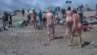 The Worthing 2016 Naked Bike Ride [part3} Warning Contains Full Frontal Nudity]