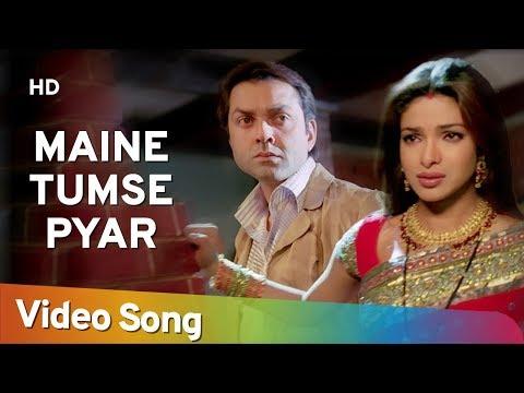 Maine Tumse Pyar Part II   Barsaat (2005)   Bobby Deol   Priyanka Chopra   Filmigaane