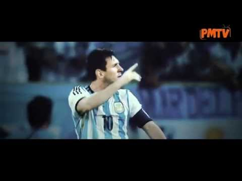Tribute to Lionel Messi| World Cup 2014| Golden Ball Winner| Argentina