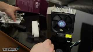 Cooler Master TPC 812 Vertical Vapor Chamber CPU Cooler Unboxing