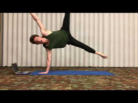 JUSTIN REVIEWS: The Hardest Yoga Poses on the Internet