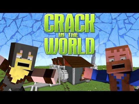 Minecraft Adventure ★ CRACK IN THE WORLD