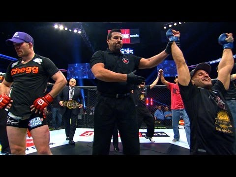 Strikeforce - Recap: Marquardt vs. Saffiedine, plus Cormier, Barnett, Mousasi, Jacare - SHOWTIME