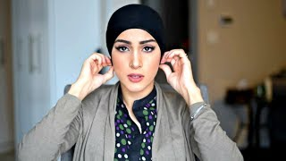 My Everyday HIJAB TUTORIAL | QUEENFROGGY
