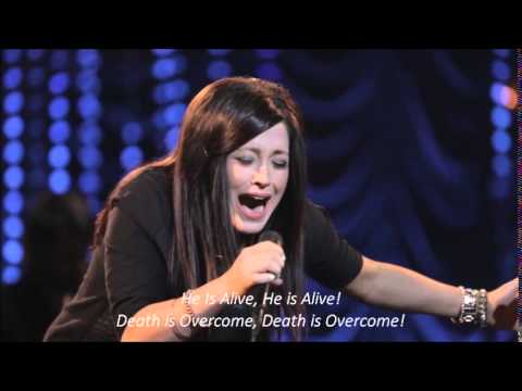Kari Jobe Bethel Church Music- Forever Live (lyrics) video