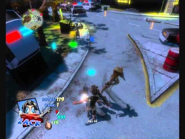 Руководство запуска: Monster Madness: Battle for Suburbia по сети