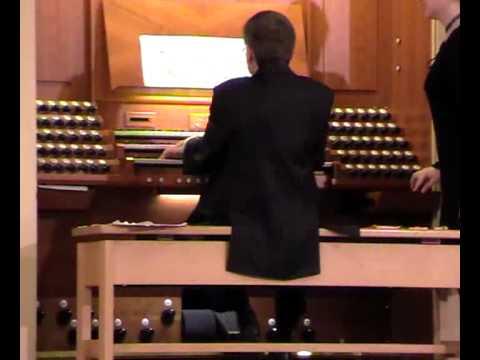 Лист, Ференц - Прелюдия и фуга для органа на тему B-A-C-H