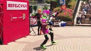 エグゼイドのダンスがヘタでバカにしていたら本当はキレッキレでワロタwww【仮面ライダーエグゼイドショー】