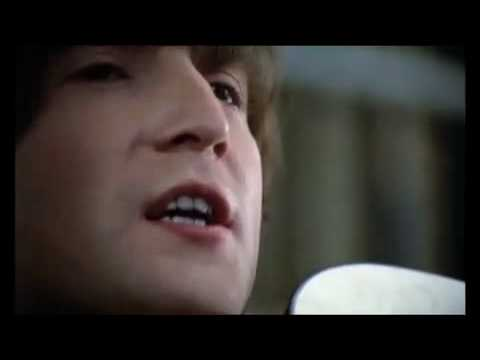 The Beatles - You got to hide your love away Official Music Video [Original]