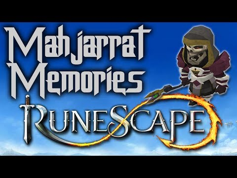 RuneScape 3: Mahjarrat Memories – New Miniquest – Tiny Lucien Pet!! [Playthrough] – HD