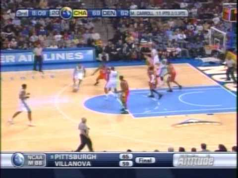 Allen Iverson 31pts vs Charlotte Bobcats 06/07 NBA *Denver Nuggets *Nice pass to NENE