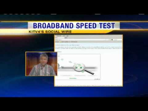 Social Wire: Hawaii Broadband Test