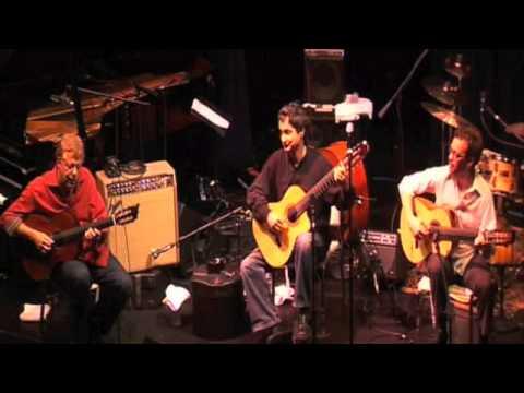Romero Lubambo, Ricardo Peixoto, and Brian Moran