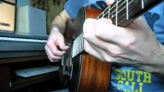 Ты неси меня река на гитаре. Ноты и табы