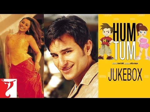Hum Tum Full Song Audio Jukebox | Jatin & Lalit | Saif Ali Khan | Rani Mukerji