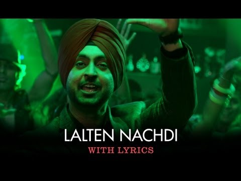 Lalten Nachdi - Full Song With Lyrics - Saadi Love Story