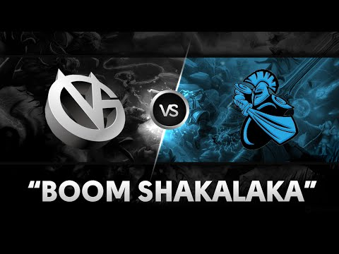 TI4 Memories Big teamfight and BOOM SHAKALAKA by fy