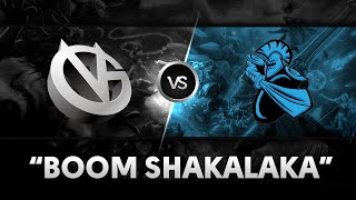 "TI4 Memories: Big teamfight and ""BOOM SHAKALAKA"" by fy"