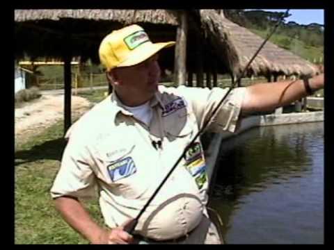 Pescaria De Carpas No Hotel Fazenda Pôr Do Sol - Parte - 1