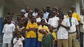 Request from the KOIDU SCHOOL FOR THE BLIND to CONCERNED WOMEN KONO DISTRICT