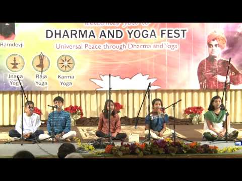Bhakti Yoga - Rajesh Paranjape's Music School , Edison video